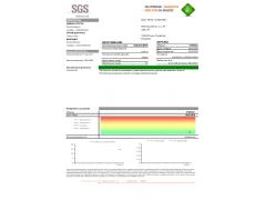 Протокол испытаний от 19.07.2019 г. Газель, масло Suprotec Atomium 5w40