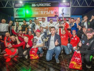 Suprotec Racing – вновь чемпионы России