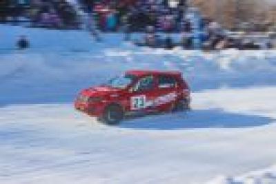 Супротек Рейсинг в в ледовых трековых гонках