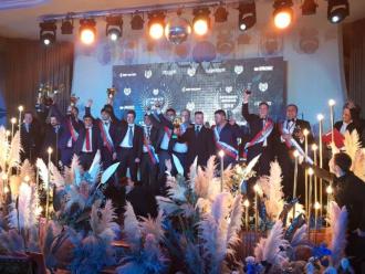 Команду и пилотов Suprotec Racing наградили в Москве
