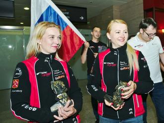 Мария Опарина и Таисия Штанева - победители «Шёлкового пути – 2017» - видео / фото