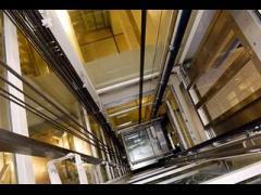 Обработка триботехническими составами компании Супротек пассажирского лифта