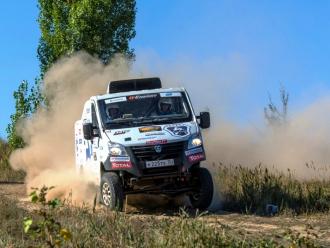 Экипаж «Suprotec Racing» прокатится по «Холмам России» на «ГАЗели»-чемпионе