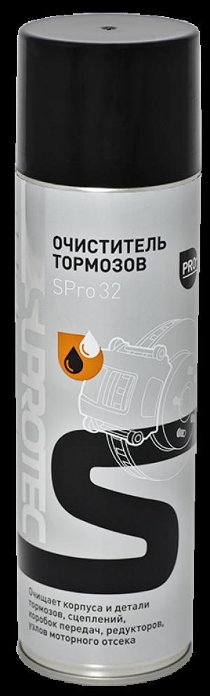 """Очиститель тормозов СУПРОТЕК """"SPro 32"""""""