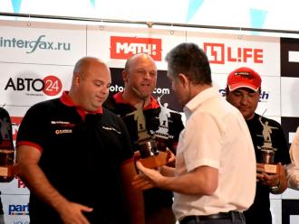 Команда Suprotec Racing привезла медали из «Великой степи»