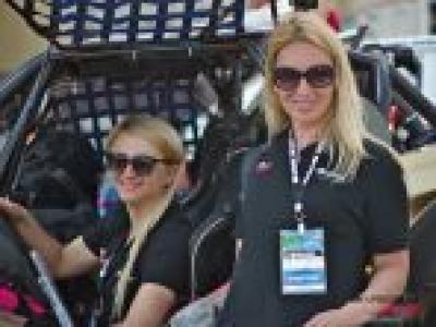Багги Т3 Suprotec Racing. Женщины в автоспорте