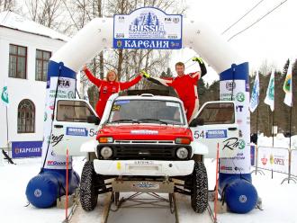 Команда Suprotec Racing привезла из Карелии награды первых этапов Кубка мира и чемпионата России