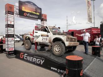 Команда Suprotec Racing - серебро в командном зачете и золото в классе