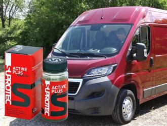 Как Актив спас фургоны Пежо в Краснодаре