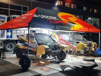 SUPROTEC на гонке «Золото Кагана» - второго этапа ЧР по ралли-рейдам 2020