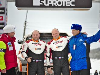 Suprotec Racing прошел сквозь «Северный лес»