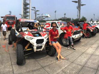 Suprotec Racing в Пекине!