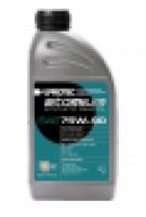 Cинтетическое трансмиссионное масло sae 75W-90 Супротек/Атомиум, 1 литр. для механических коробок передач, дифференциалов