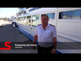 Трибосостав МАКС восстановил двигатели теплохода в Волгограде