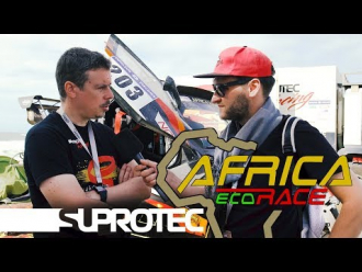 Suprotec. Испытано Africa Eco Race