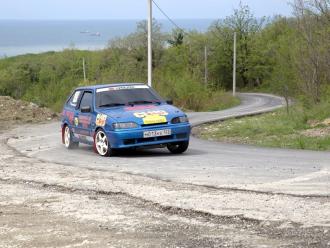 Горные дороги открывает «Suprotec Racing Club» [фотогалерея]