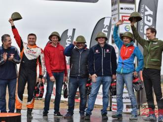 Раллийная команда компании «Супротек» получила награды Кубка России