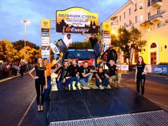 Экипажи раллийной команды компании «Супротек» вошли в число победителей Чемпионата России по ралли-рейдам 2016