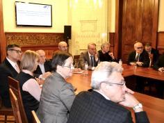 Представитель «Супротек» встретился с представителем российского парламента