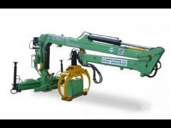 Испытания триботехнических составов Супротек на гидравлической системе манипулятора ЛВ - 190 (2к)