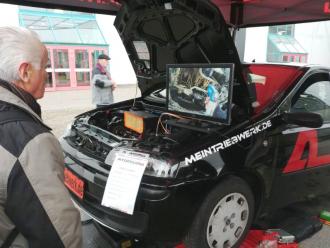 Технология Suprotec в Баварии