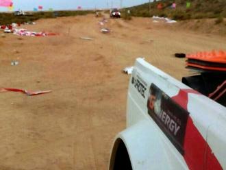 Комада Suprotec Racing финишировала на последнем спецучастке «Шелкового пути»