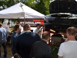 Atomium: новые выставки в Чехии и Калифорнии, гонки в Нью Джерси