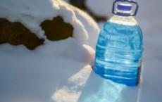 Зимняя омывайка стекла