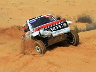 Suprotec Racing вернулся из Астрахани с золотом