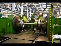 Испытания триботехнических составов Супротек на вагонно-ремонтном предприятии