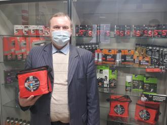 10.000-й покупатель «Супротек» в столице Сибири