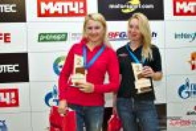 Мария Опарина и Таисия Штанева. Женская команда Suprotec Racing