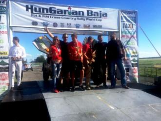 Suprotec Racing стал призером этапа Кубка мира