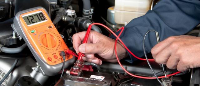 ремонт автоэлектрики в сервисе