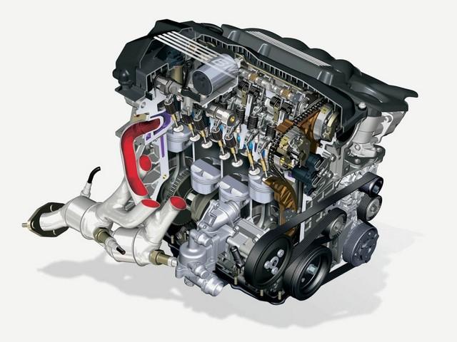 Двигатель BMW N47