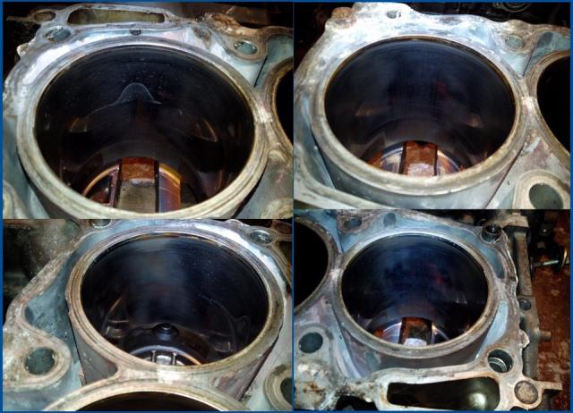 износ цилиндров двигателя